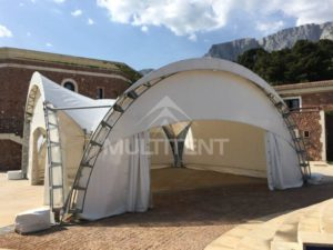 аренда арочных шатров